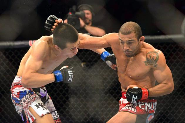 Jose Aldo vs. Korean Zombie: Breaking Down the Pivotal Moments