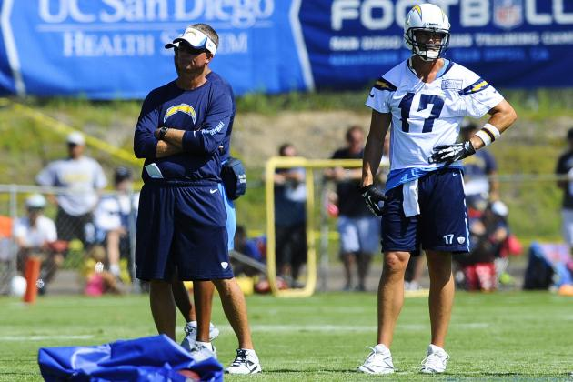 8 Things We've Learned from San Diego Chargers Training Camp So Far