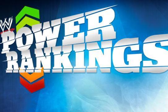 WWE Power Rankings for 8/4/2013