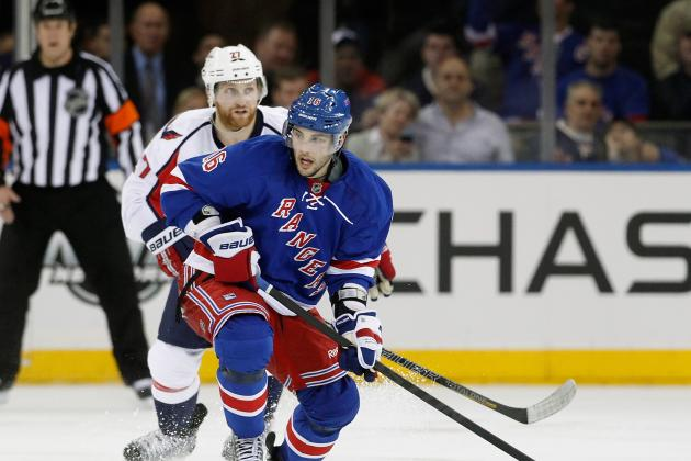 Predicting New York Rangers' Biggest Over, Underachievers for 2013-14 Season