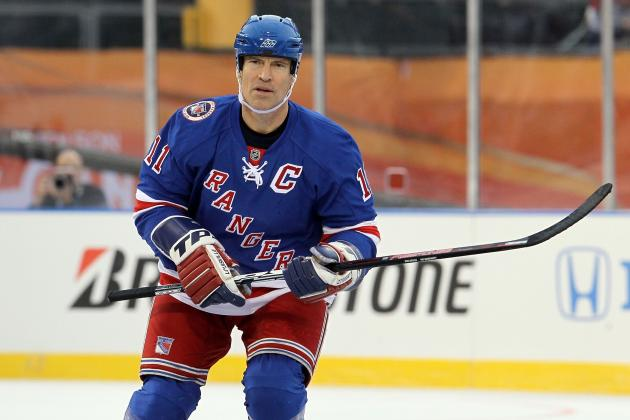 Ranking the 5 Most Beloved Figures in New York Rangers History