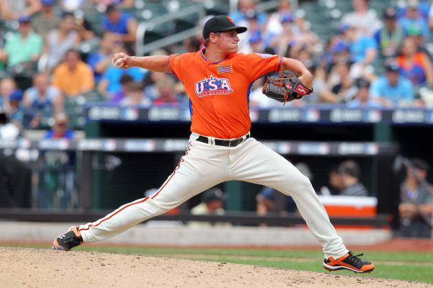 San Francisco Giants: Stock Up, Stock Down for Top 10 Prospects for Week 18