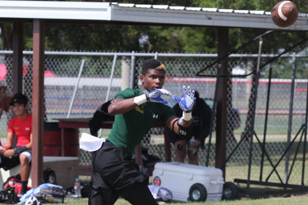 2014 WR Recruits Who Have the Best Run-After-Catch Skills
