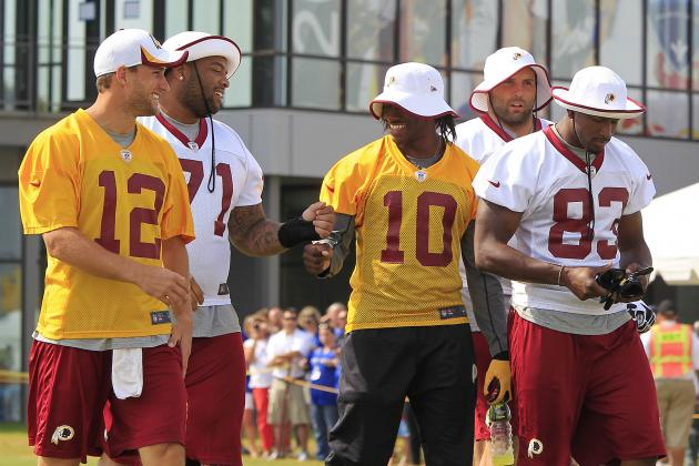 Washington Redskins Training Camp: 5 Early Storylines to Watch