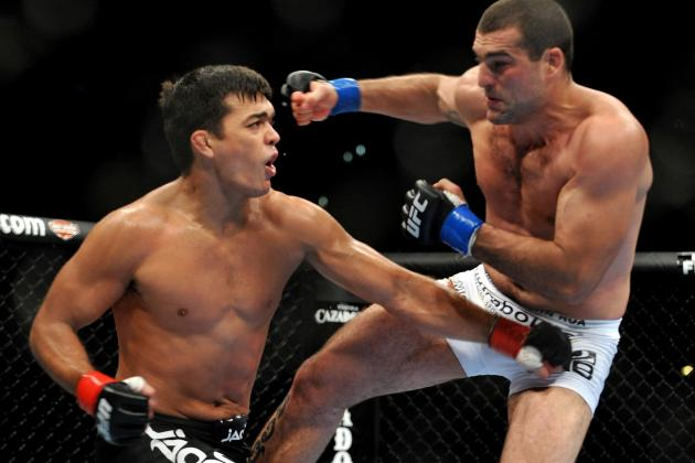 Lyoto Machida: Time Is Right for Move to Middleweight Following UFC 163 Loss