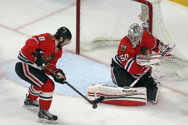 The Weakest Link at Every Position for Chicago Blackhawks