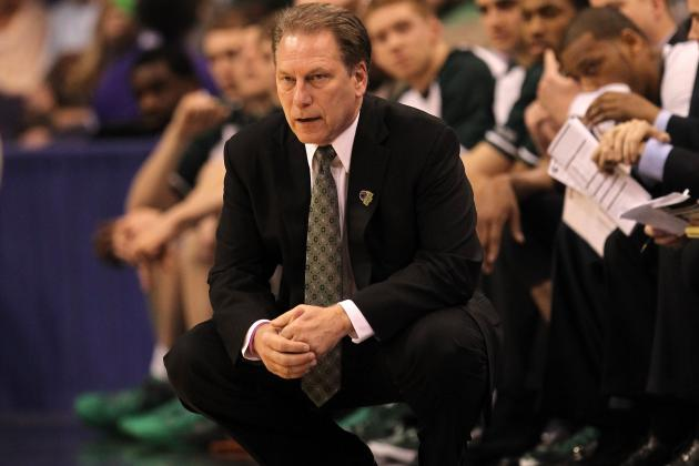 Michigan State Basketball: 5 Dream Recruiting Scenarios for Spartans in 2014