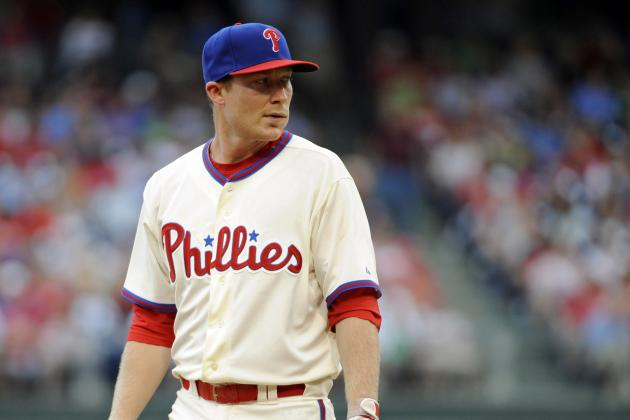Stock Up, Stock Down for Philadelphia Phillies' Top 10 Prospects for Week 18