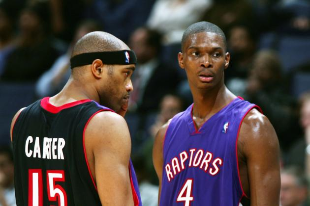 Ranking the Toronto Raptors' All-Time Starting 5