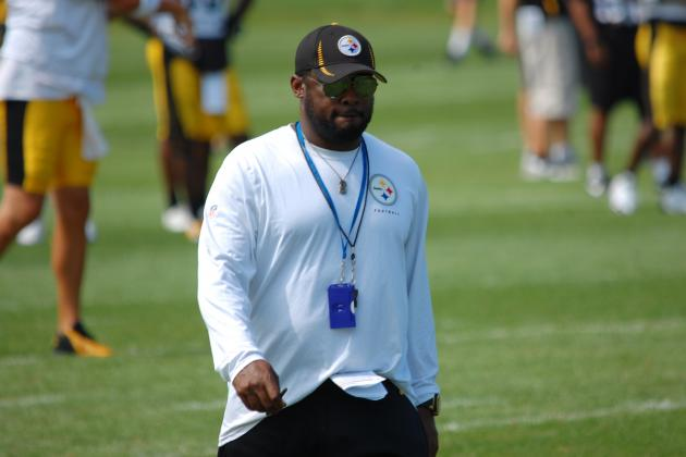10 Things We've Learned from Pittsburgh Steelers' Training Camp so Far