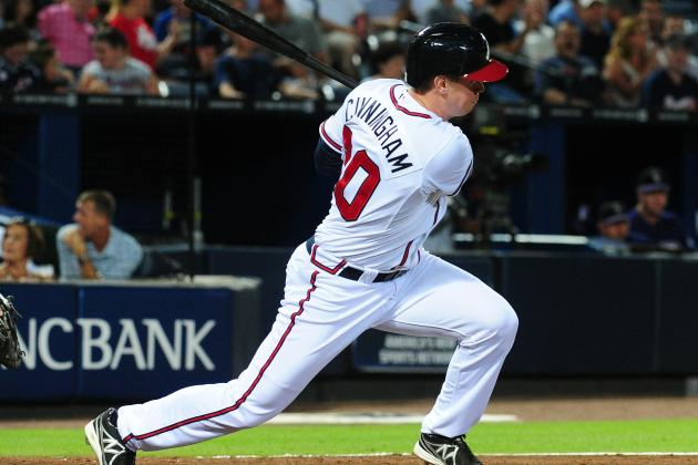Stock Up, Stock Down for Atlanta Braves' Top 10 Prospects for Week 17