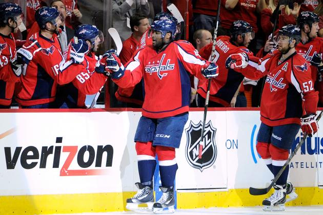 Predicting Washington Capitals' Overachievers and Underachievers in 2013-14