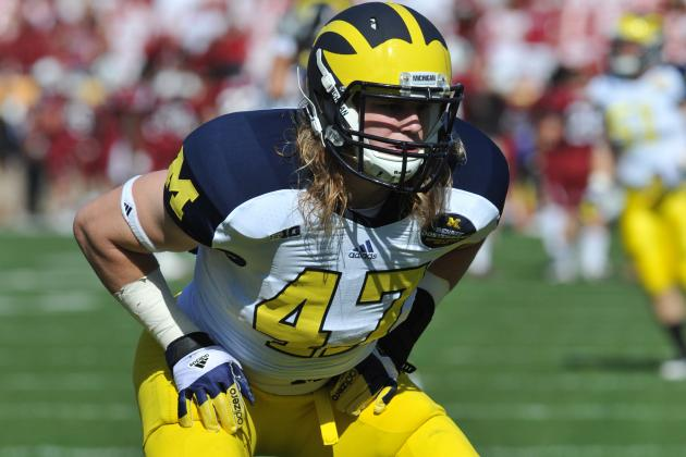 Projecting Big Ten Football's Most Improved Players for 2013 (Legends Division)