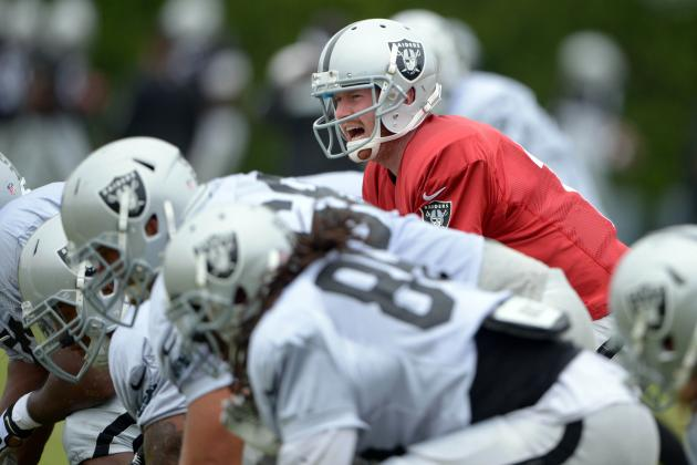 7 Things We Learned from Oakland Raiders' Training Camp so Far