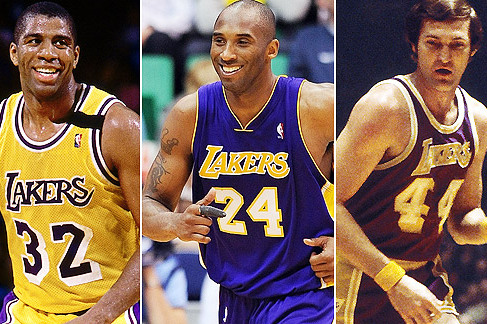 The Top 10 Playoff Moments in Los Angeles Lakers History