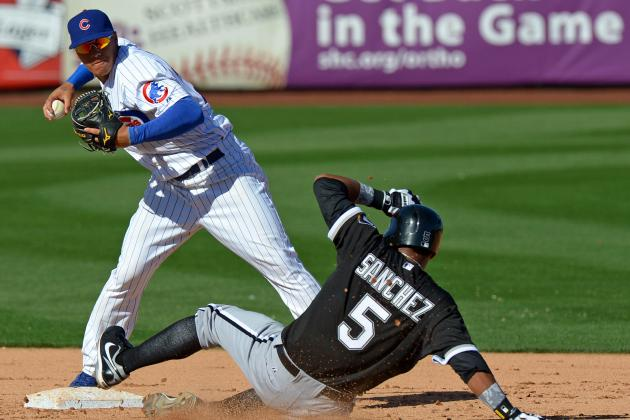 Stock Up, Stock Down for Chicago Cubs' Top Prospects for Week 18