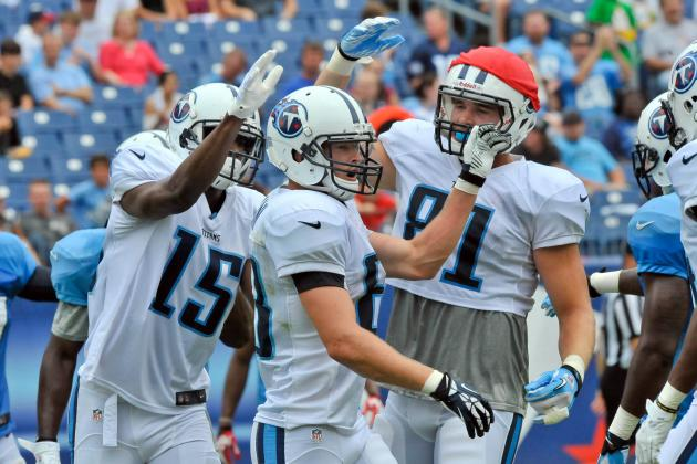 6 Things We've Learned from Tennessee Titans' Training Camp So Far