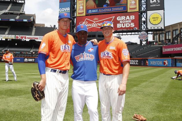 Stock Up, Stock Down for Mets' Top 10 Prospects