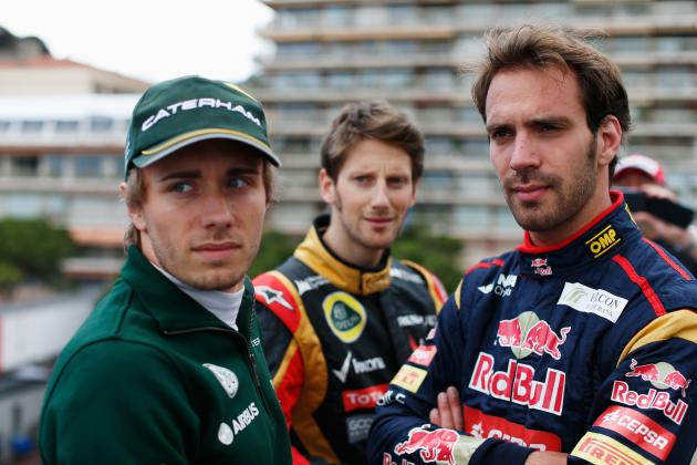 5 Drivers Who May Not Be in Formula 1 in 2014
