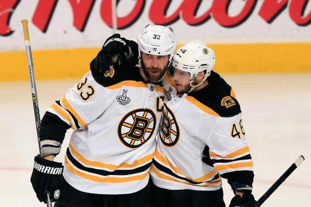 The Most Incredible Stat for Each Current Boston Bruins Star