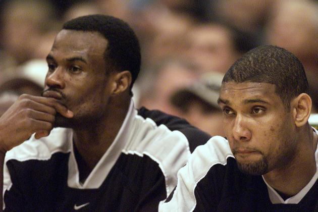 Top 10 Greatest San Antonio Spurs Teams in Franchise History