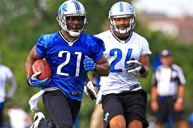 Detroit Lions to Watch in Jets-Lions Game