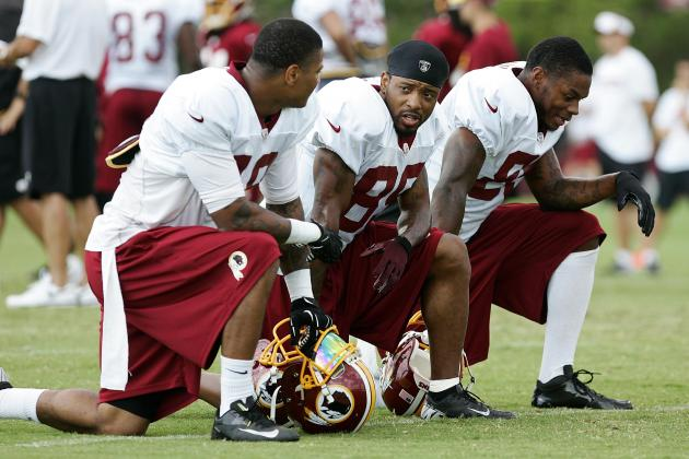 Redskins Stock Watch: Which Players Are Rising/Falling Through 2 Weeks of Camp