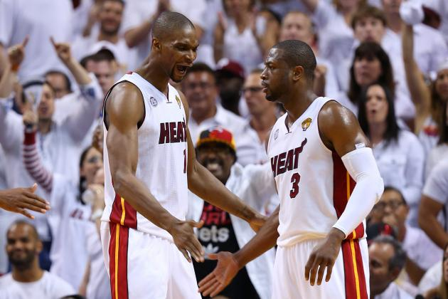 Biggest Threats to Steal Dwyane Wade, Chris Bosh from Miami Heat in 2014