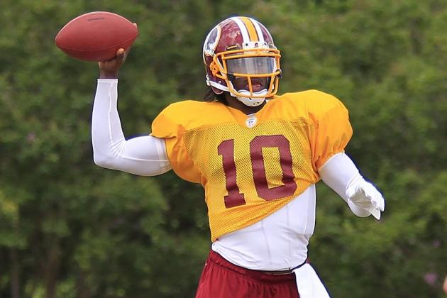 7 Things We Learned from Washington Redskins Training Camp So Far