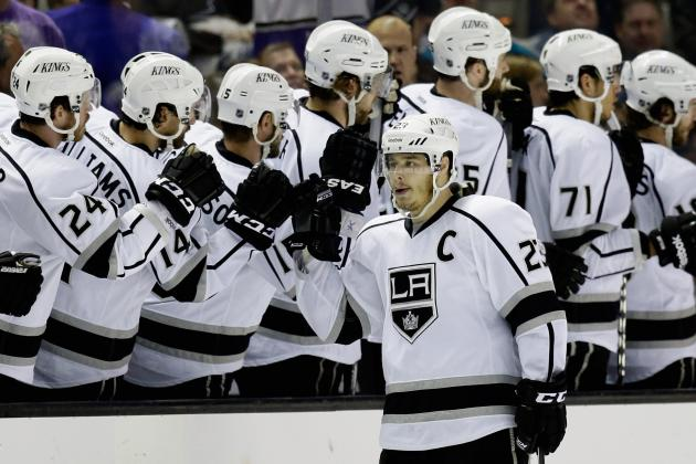 Predicting Los Angeles Kings' Overachievers and Underachievers for 2013-14