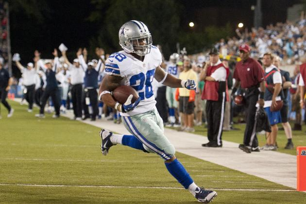 Dallas Cowboys: Which Players Are Rising and Falling Through 2 Weeks of Camp