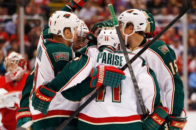 Predicting Minnesota Wild's Overachievers and Underachievers in 2013-14