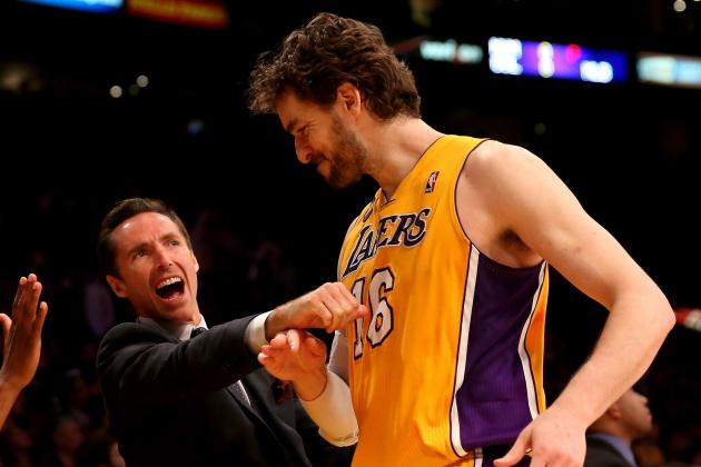 5 Reasons Pau Gasol Will Flourish Without Dwight Howard on LA Lakers