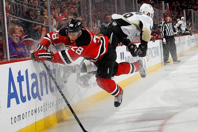 Predicting New Jersey Devils' Overachievers and Underachievers in 2013-14