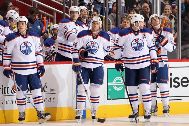 Edmonton Oilers: Predicting Overachievers and Underachievers for 2013-14