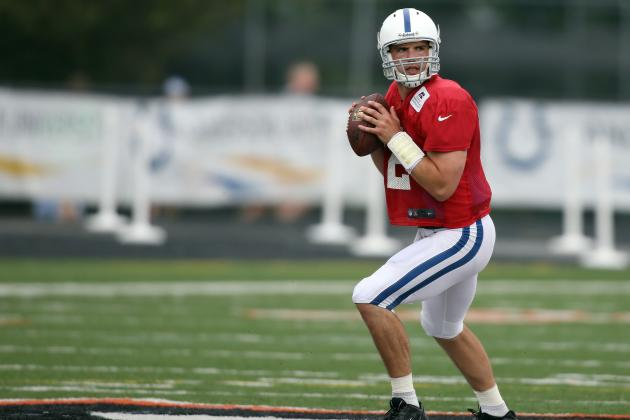 Colts Stock Watch: Which Players Are Rising and Falling Through 2 Weeks of Camp?