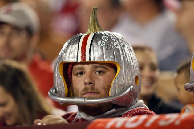 Ohio State Football: 13 Ways You Know You're a Buckeyes Fan