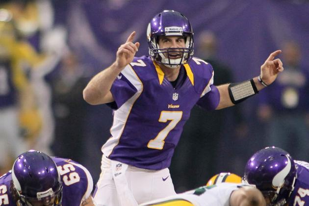 5 Things to Watch as the Minnesota Vikings Start Their 2013 Preseason Schedule