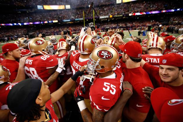San Francisco 49ers: Ranking the Best Games for the 2013-14 Season