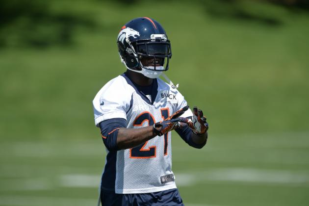 Denver Stock Watch: Which Players Are Rising and Falling Through 2 Weeks of Camp