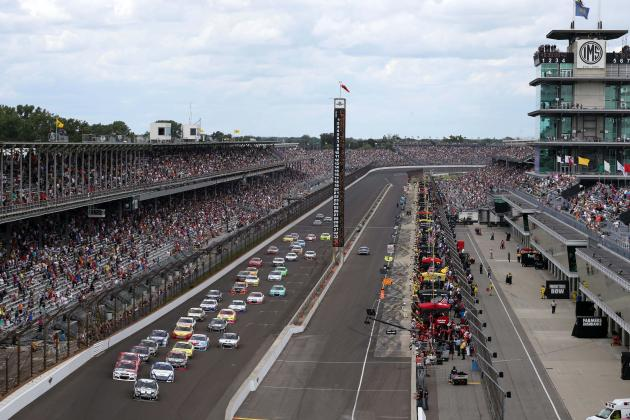 5 NASCAR Tracks That Separate Contenders from Pretenders