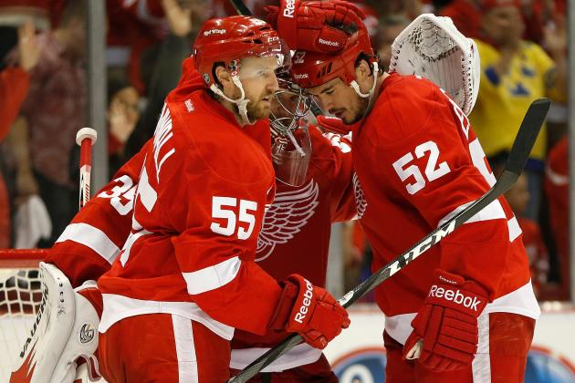 Top Storylines to Follow in Detroit Red Wings' Training Camp