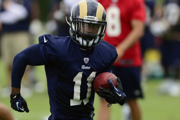 Rams Stock Watch: Which Players Are Rising and Falling Through 2 Weeks of Camp?
