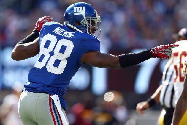 Ranking 10 New York Giants with Most to Prove in 2013
