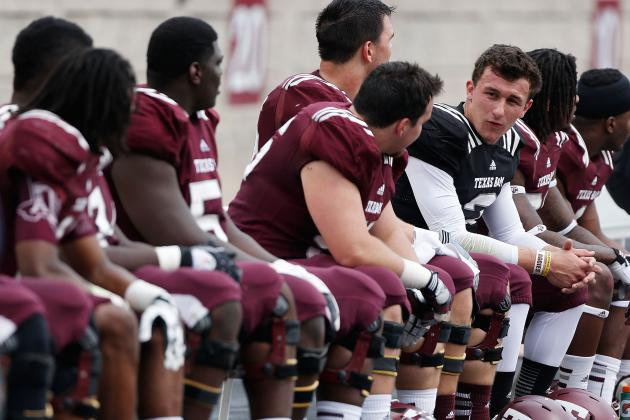 Texas A&M Football: Week 1 Fall Practice Stock Report