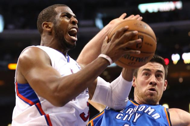 LA Clippers Schedule 2013-14: 5 Most Anticipated Games of the Regular Season