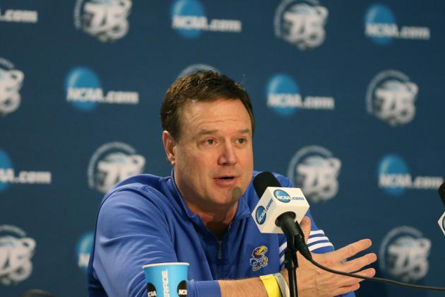Where Would Kansas Jayhawks Turn for Head Coach If Bill Self Bolted for NBA?