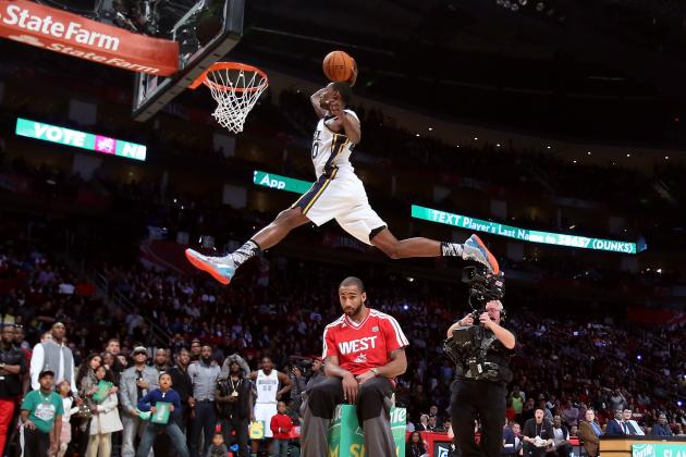 Dunk-Contest Dunks Better Than Anything the Pros Have Ever Done