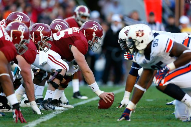 Every College Football Team's Biggest Rivalry Game