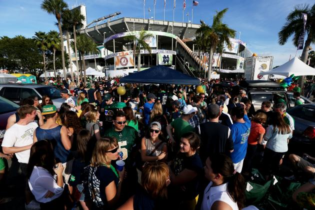 The Best Tailgate Experiences in College Football